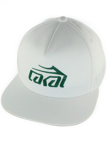 Gorra Lakai Clean White