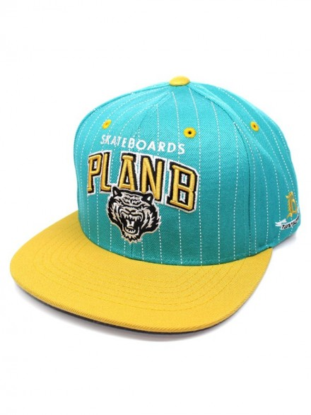 Gorra Plan B Tiger Teal