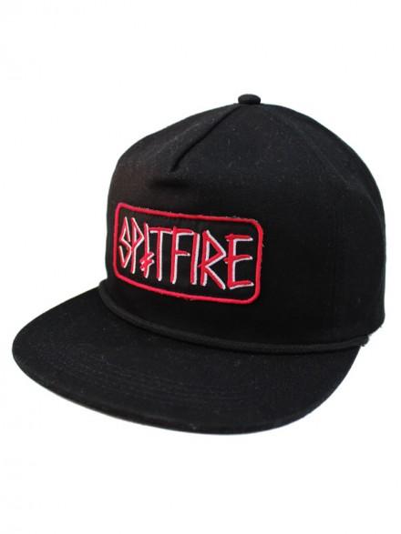 Gorra Spitfire X Deathwish Black