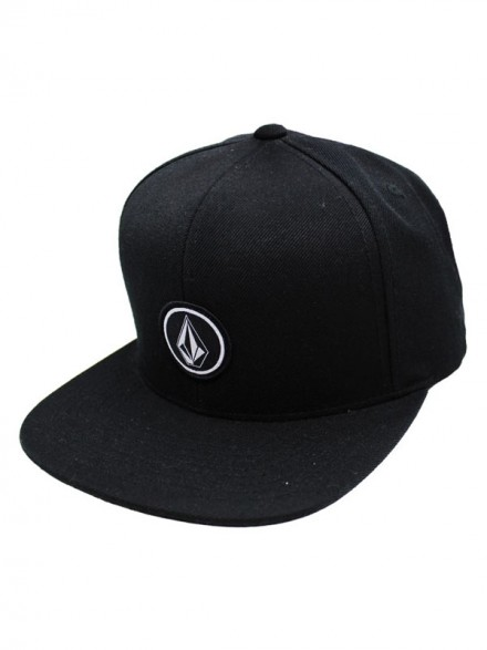 Gorra Volcom Quarter Twill Black
