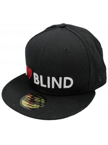 Gorra Blind I Heart Blind New Era Blk