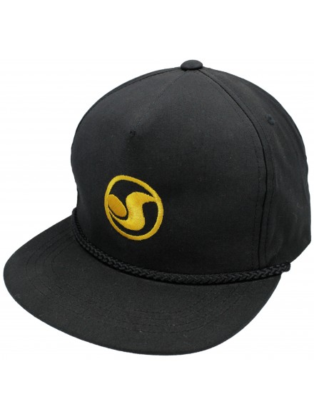 Gorra Dvs Marshall Snap Black