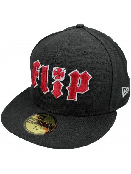 Gorra Flip Hkd New Era 59 Fifty Black