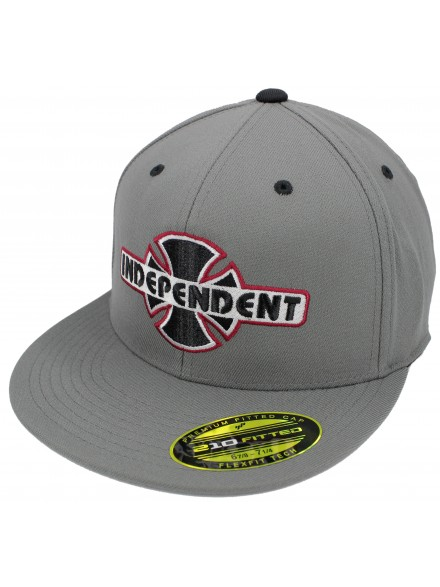 Gorra Independent Stock O.G.B.C Flexfit Grey