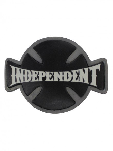 Hebilla Independent Western Front Silver