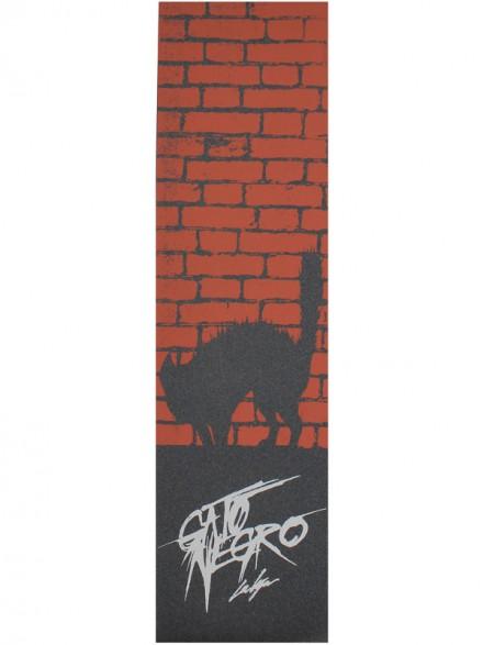 Lija Gato Negro Full Print