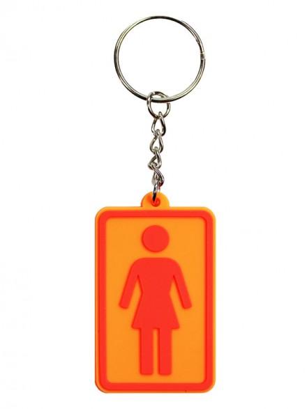 Llavero Girl Og Orange