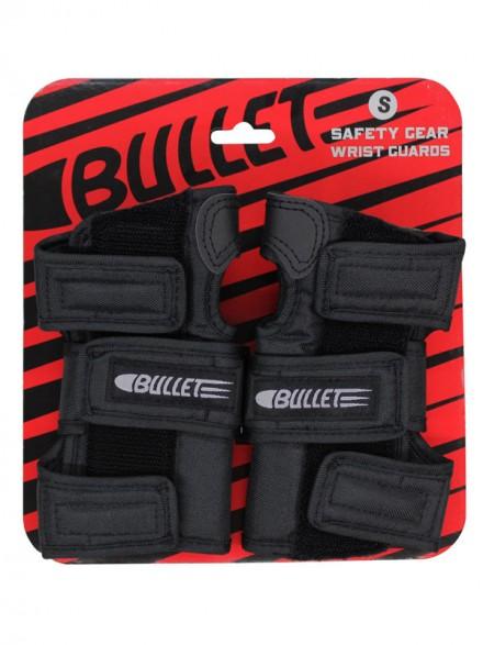 Muñequeras Bullet Black