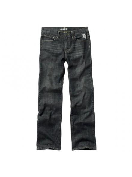 Pantalon Cliché Christiana Baggy Blk