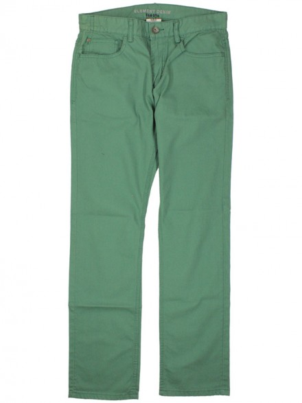 Pantalon Element Desoto Light Olive