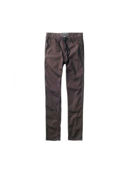 Pantalon Element Owens Deni Russet 30