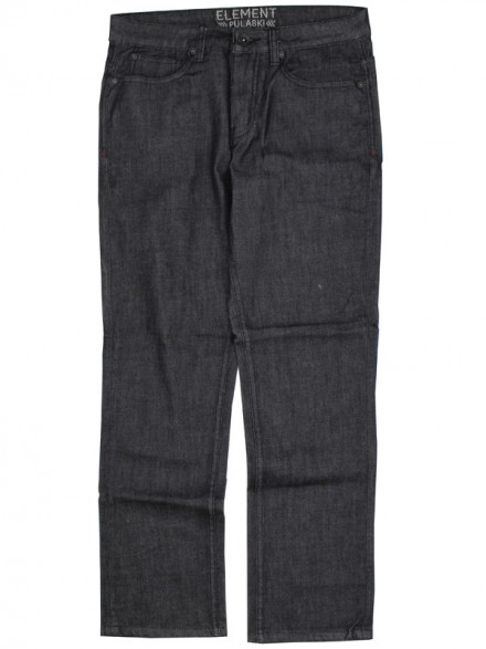 Pantalon Element Pulaski Blk Rin