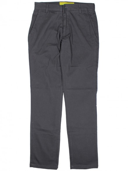 Pantalon Enjoi Boo Khaki Slim Straight Dark Charcoal