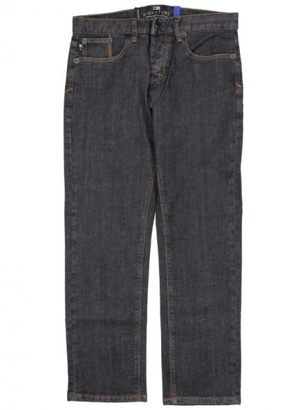 Pantalon Fourstar Malto Sig Denim Ss Black Stonewash 30