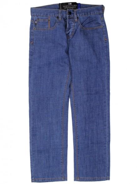 Pantalon Fourstar Malto Sig Denim Ss Blue Stonewash