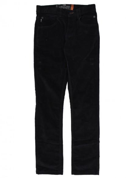 Pantalon Fourstar Mariano Ss Black Cord