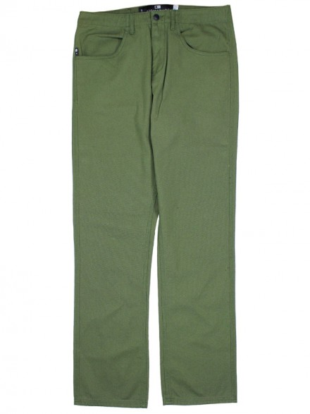 Pantalon Fourstar Trujillo Re Olive 32
