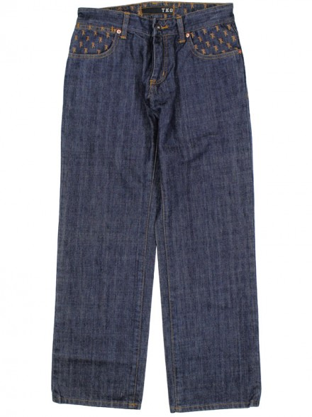 Pantalon Krew Terry Kenedy Blue 28