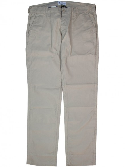 Pantalon Quiet Life Chino Tan L