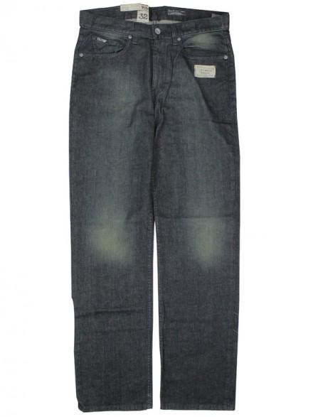 Pantalon Volcom Black Zip Jean Mcn 32