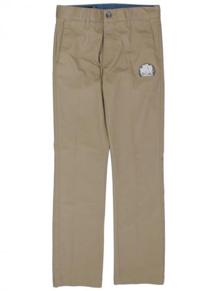 Pantalon Volcom Frickin Modern Chino Youth Kha 25