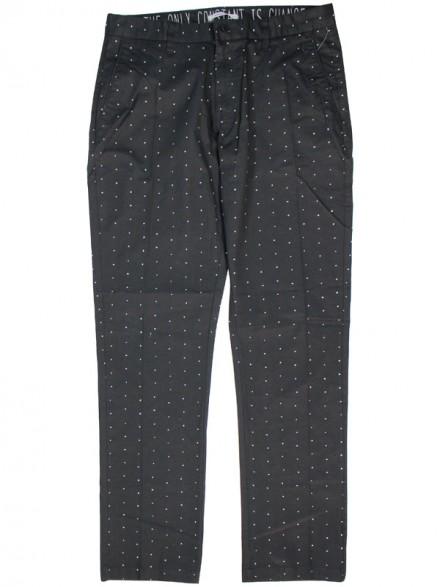 Pantalon Volcom Zapateo Chino Black