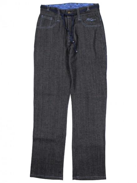 Pantalon Zarape Mario Azul/Royal