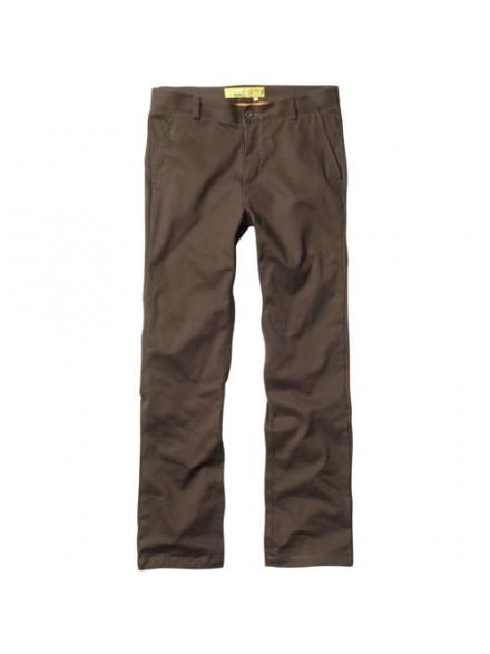 Pantalon Enjoi Boo Khaki Slim Straight Dark Brown