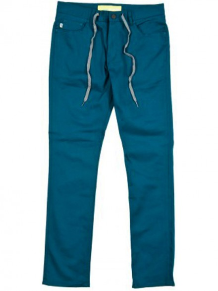 Pantalon Enjoi Runway Model Turquoise