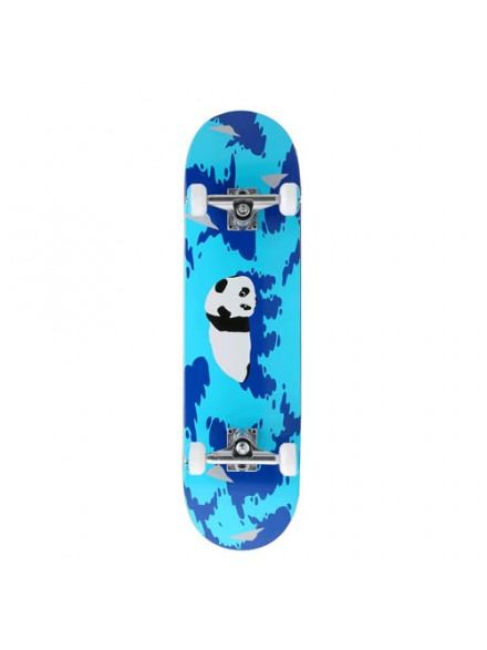Patineta Completa Enjoi Shark Blue 8.25