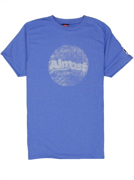 Playera Almost Crusty Circle Roy Htr