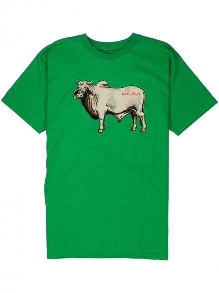 Playera Antihero Cow Kel Grn
