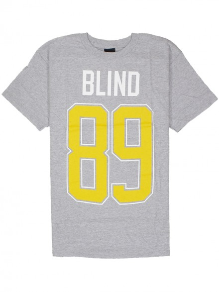 Playera Blind #89 Athletic Heather S