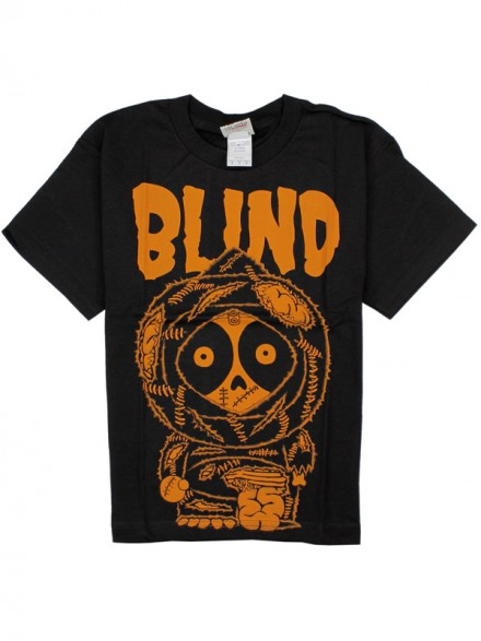 Playera Blind Zombie 2 Youth Blk