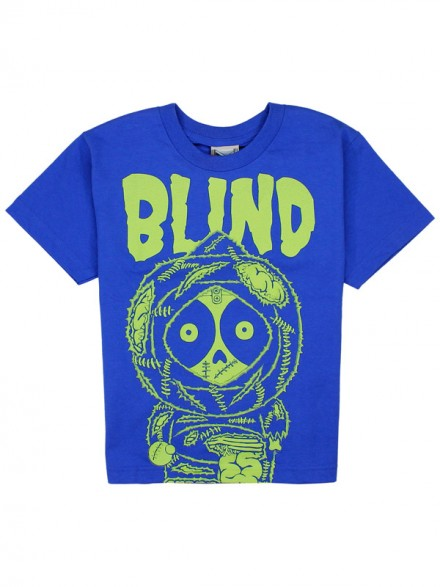 Playera Blind Zombie 2 Youth Royal