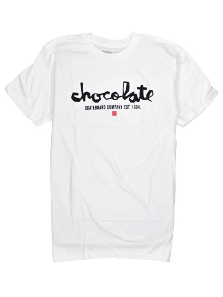 Playera Chocolate Chunk Est Wht