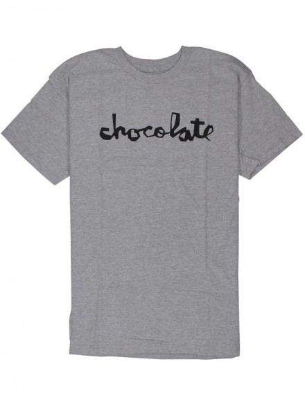 Playera Chocolate Chunk Htr Gry