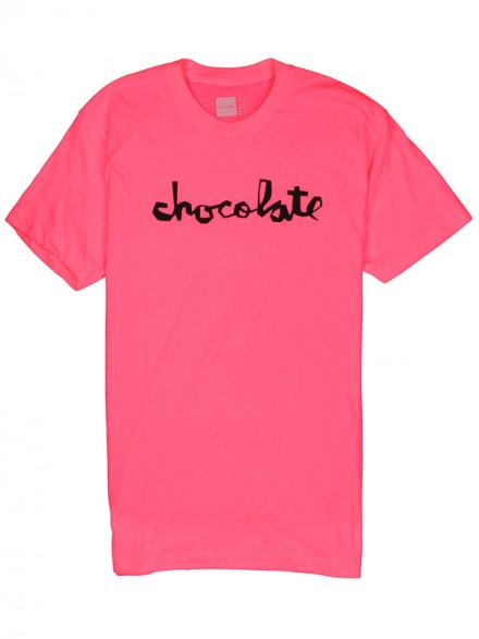 Playera Chocolate Chunk Neon Pnk