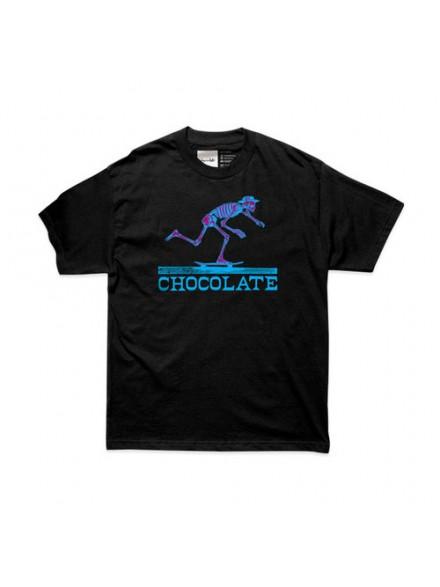 Playera Chocolate El Chocolate S/S Black
