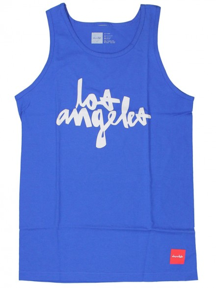 Playera Chocolate Tank Chunk Roy