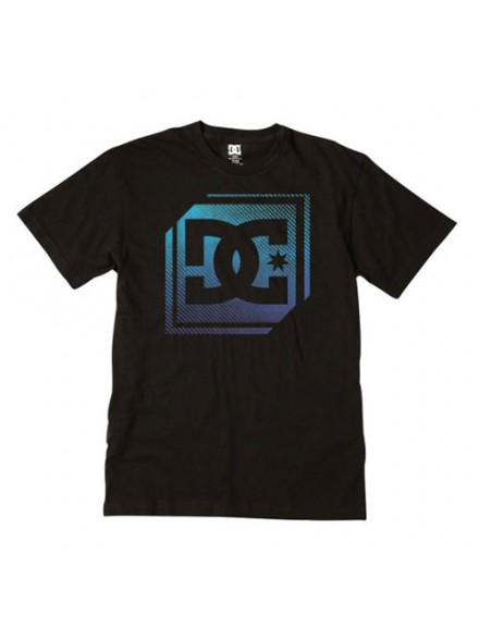 Playera Dc Low Motion Black