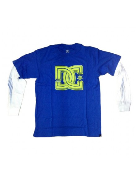 Playera Dc Youth Krossed Rr0