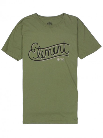 Playera Element Curvy Sag