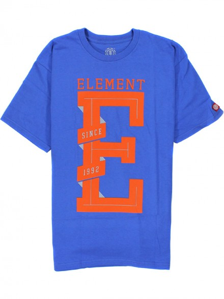 Playera Element Initial Roy