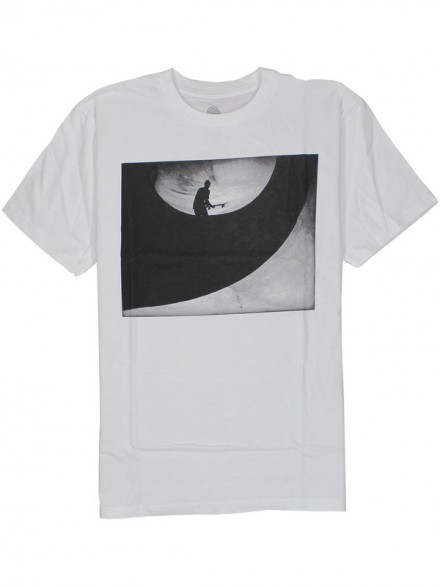 Playera Element Perspectiv Wht Blk