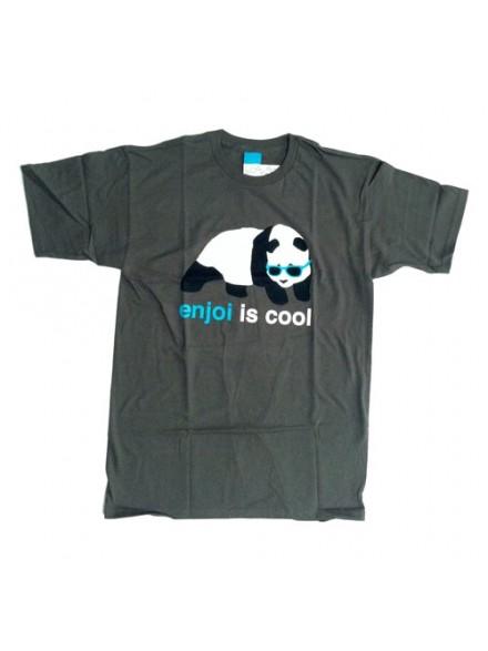 Playera Enjoi Cool S/S Charcoal M