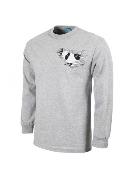 Playera Enjoi Shredder L/S Athletic Heather