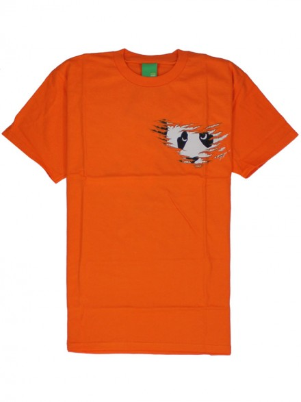 Playera Enjoi Shredder S/S Orange S