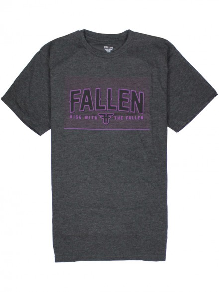 Playera Fallen Foundry S/S Cmgy