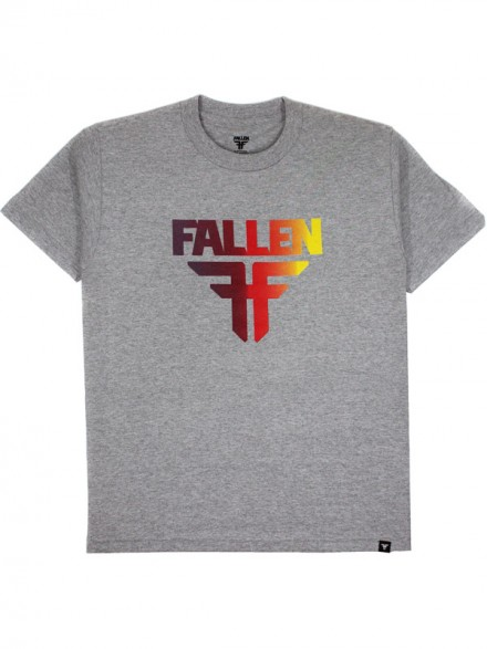 Playera Fallen Insignia Logo S/S Hgrf